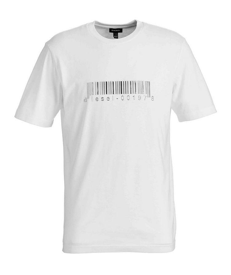 Printed Cotton T-Shirt image 0