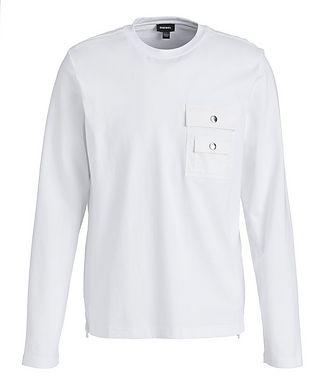 Diesel Long-Sleeve T-Shirt