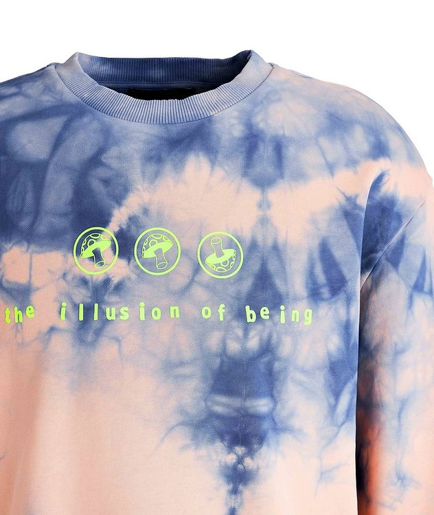 Long-Sleeve Tie-Dye T-Shirt picture 3