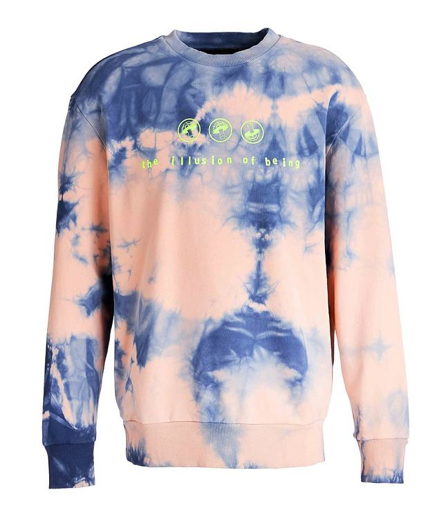 Long-Sleeve Tie-Dye T-Shirt picture 1