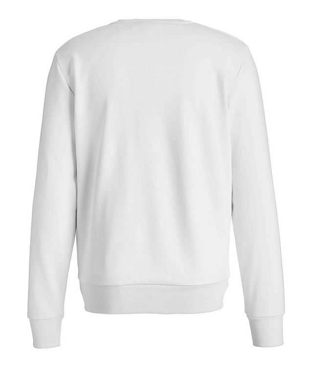 Printed Cotton Sweatshirt picture 2