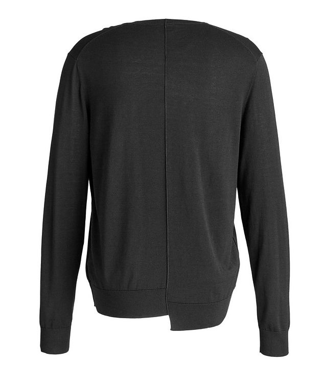 Long-Sleeve Reconstructed T-Shirt picture 2