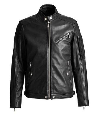 Diesel L-Case-Ka Leather Jacket