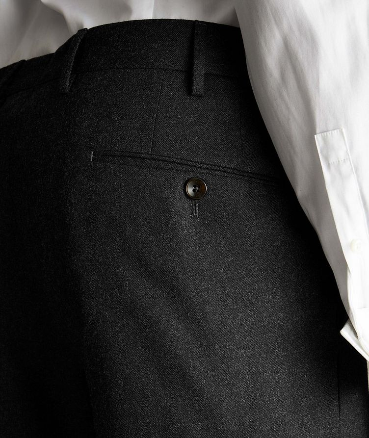 Travel Stretch-Wool Cargo Pants image 3