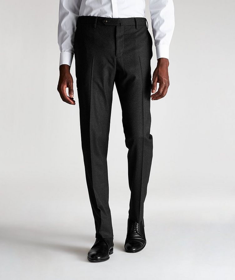 Travel Stretch-Wool Cargo Pants image 0