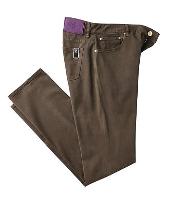 PT01 Jazz Stretch-Cotton Pants
