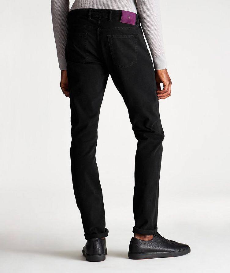 Jazz Slim Fit Five-Pocket Jeans image 1