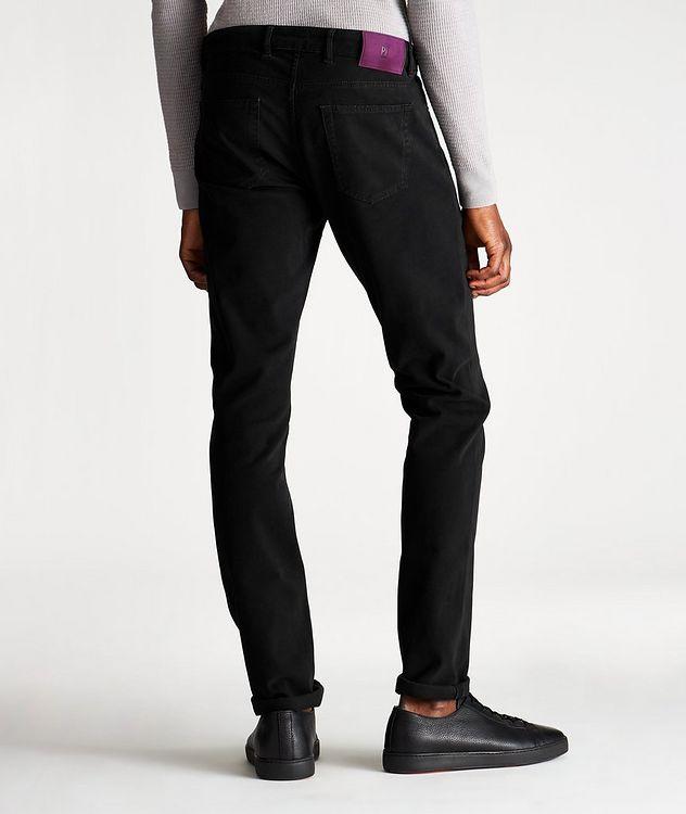 Jazz Slim Fit Five-Pocket Jeans picture 2