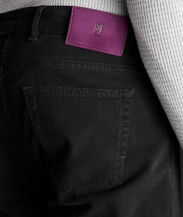 Jazz Slim Fit Five-Pocket Jeans picture 3