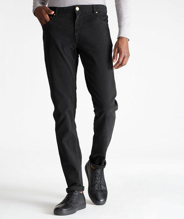 Jazz Slim Fit Five-Pocket Jeans picture 1