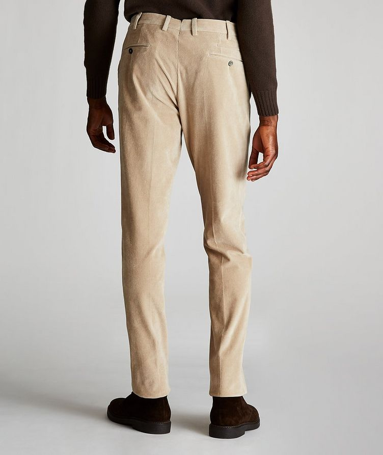 Travel Slim-Fit Corduroy Pants image 1