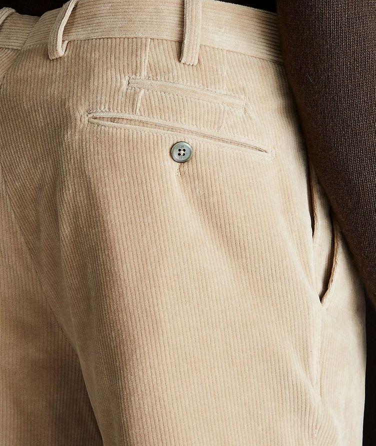 Travel Slim-Fit Corduroy Pants image 2