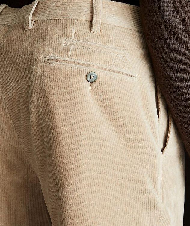 Travel Slim-Fit Corduroy Pants picture 3