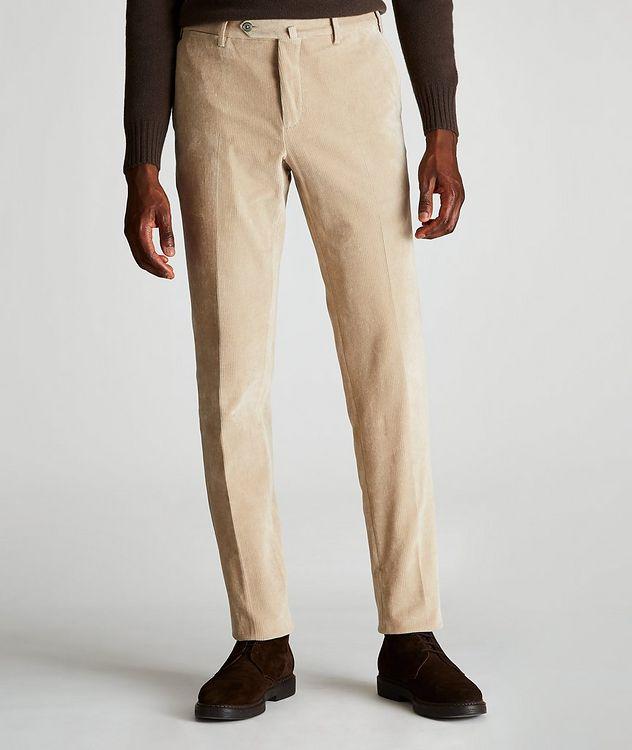 Travel Slim-Fit Corduroy Pants picture 1