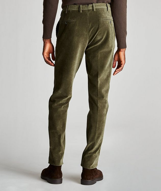 Travel Slim-Fit Corduroy Pants picture 2