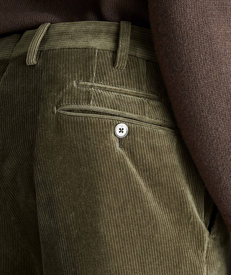 Travel Slim-Fit Corduroy Pants image 2
