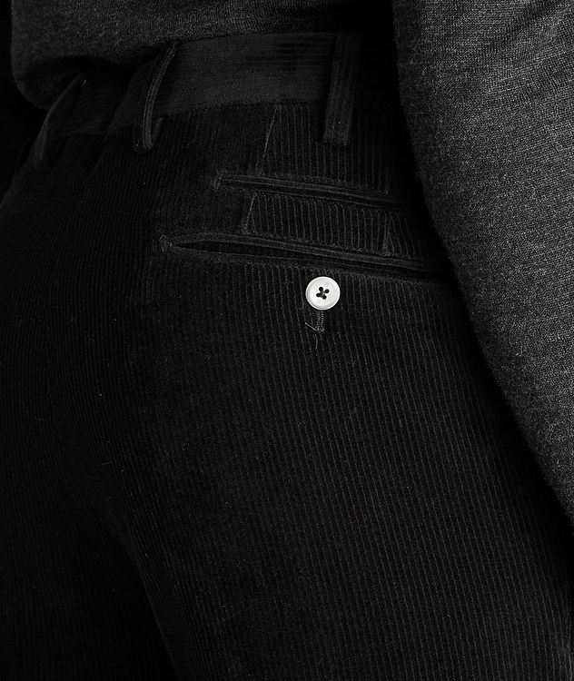 Travel Stretch-Corduroy Pants picture 3