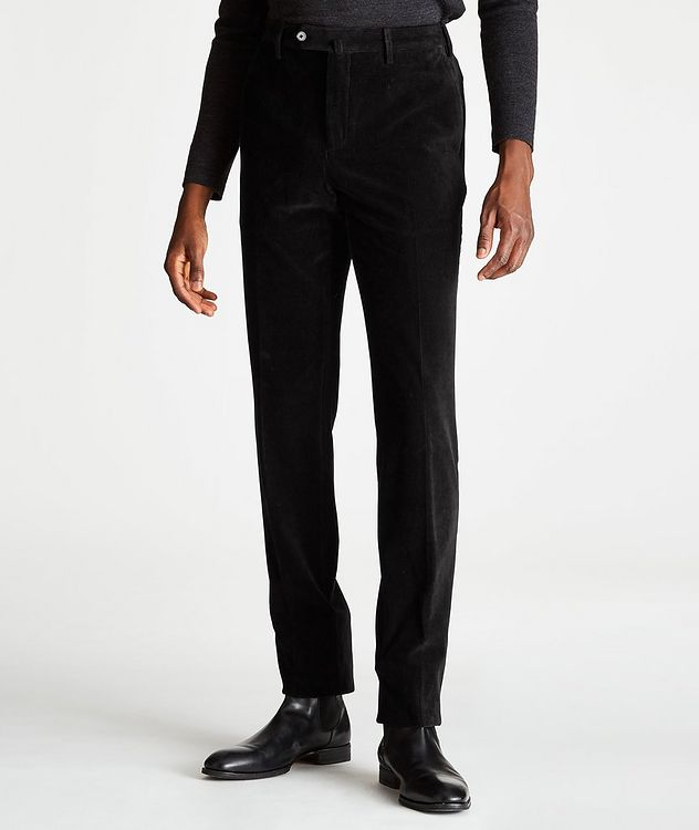 Travel Stretch-Corduroy Pants picture 1