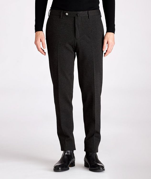 Slim-Fit Stretch Travel Pants picture 1