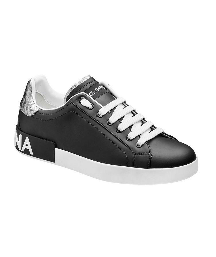Portofino Logo Sneakers image 0