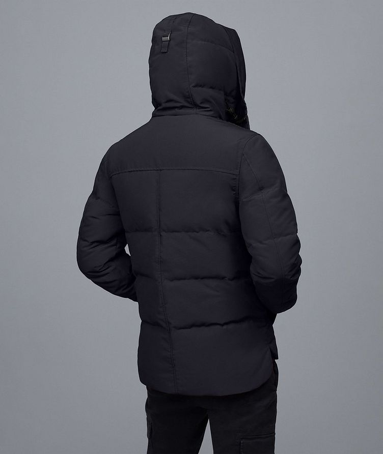 Manteau Macmillan, collection Black Label image 3