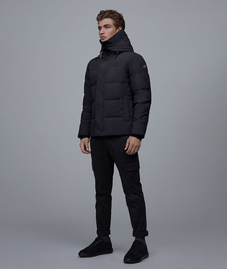 Manteau Macmillan, collection Black Label image 4