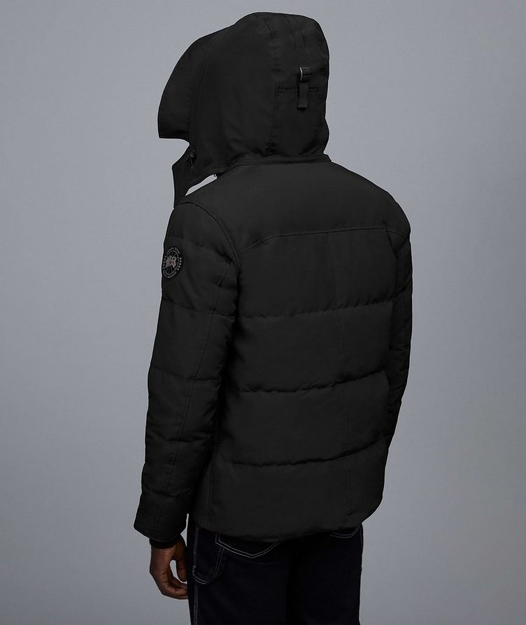 Manteau Wyndham, collection Black Label image 3