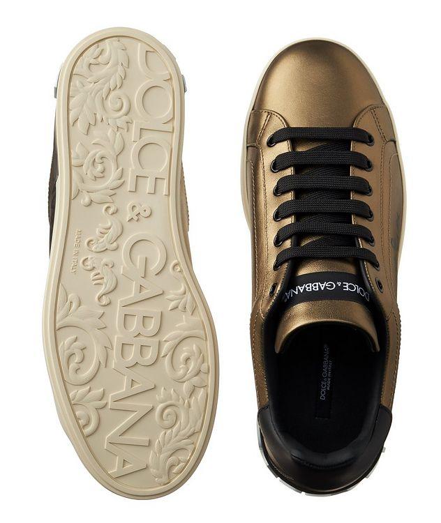 Portofino Logo Sneakers picture 3