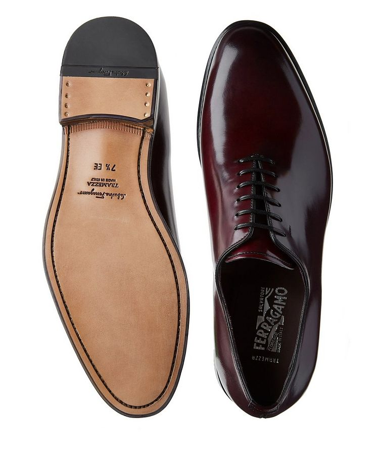 Angiolo Calfskin Wholecut Oxfords image 2