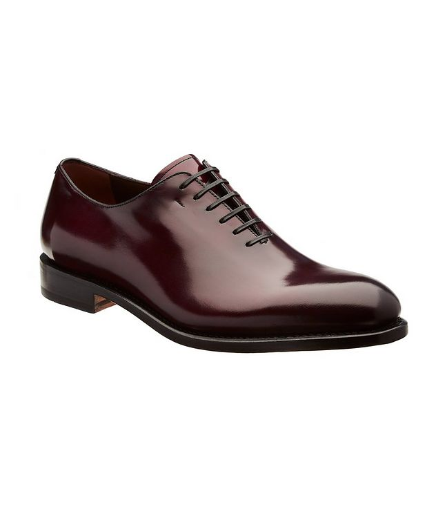 Angiolo Calfskin Wholecut Oxfords picture 1