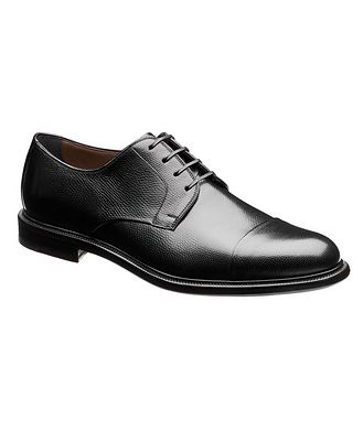 Salvatore Ferragamo Regal Cap-Toe Oxfords