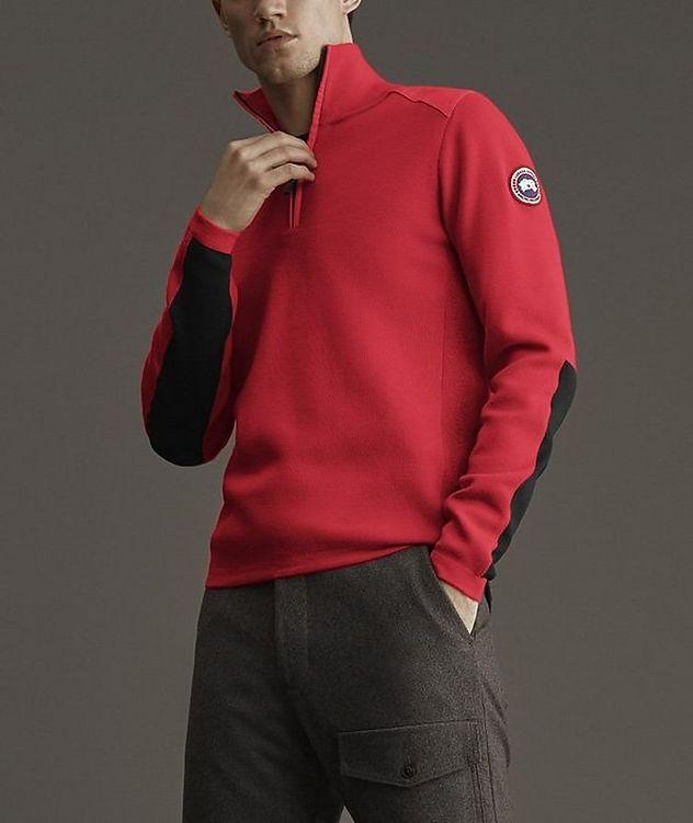 Stormont Half-Zip Sweater picture 2