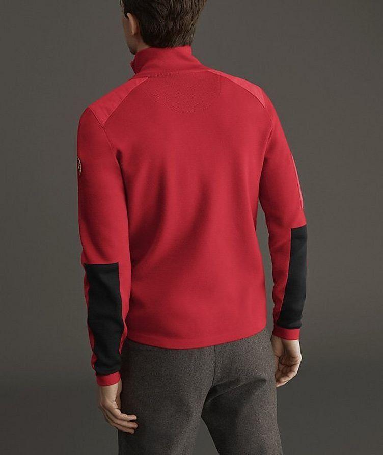 Stormont Half-Zip Sweater image 2