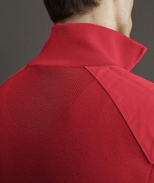 Stormont Half-Zip Sweater picture 4