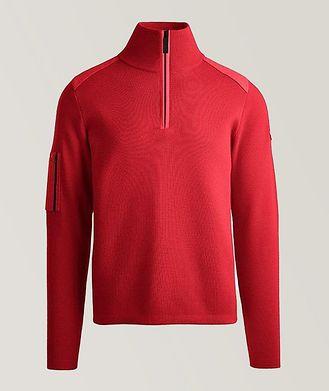Canada Goose Stormont Half-Zip Sweater