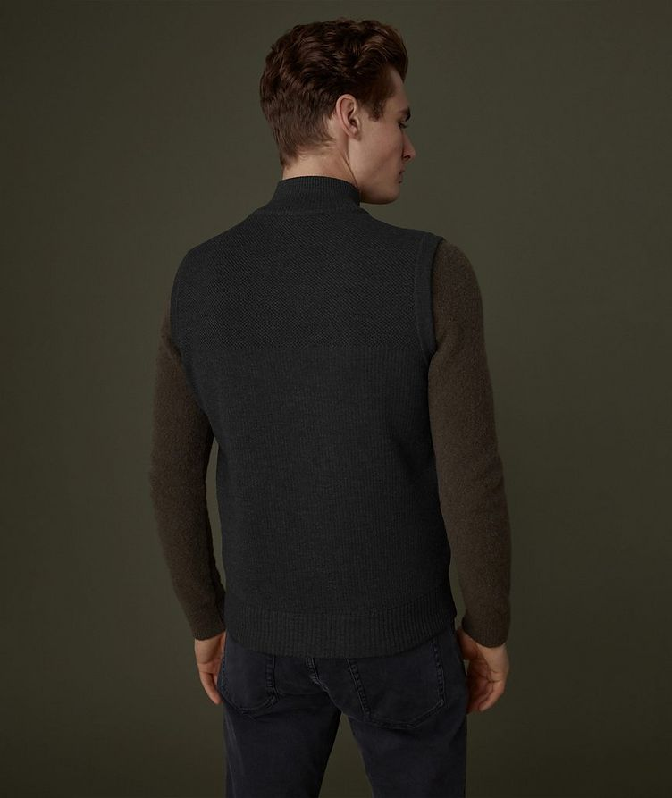 HyBridge Knit Vest image 2