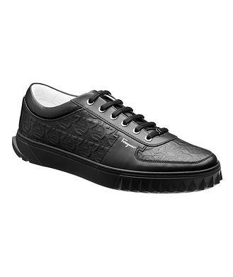 Salvatore Ferragamo Scuby Gancini Sneakers