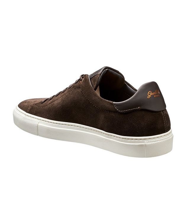 Nappa Suede Legend Sneakers picture 2