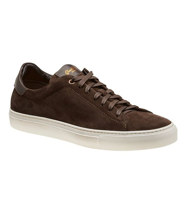 Nappa Suede Legend Sneakers picture 1