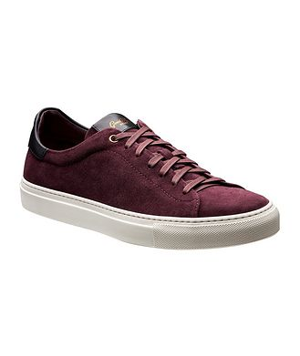 Good man Brand Nappa Suede Legend Sneakers