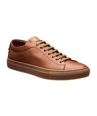 Good man Brand Edge Leather Sneakers