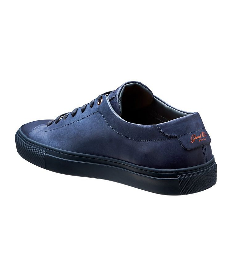 Edge Leather Sneakers image 1