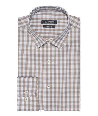 Bugatchi Checked Cotton Shirt