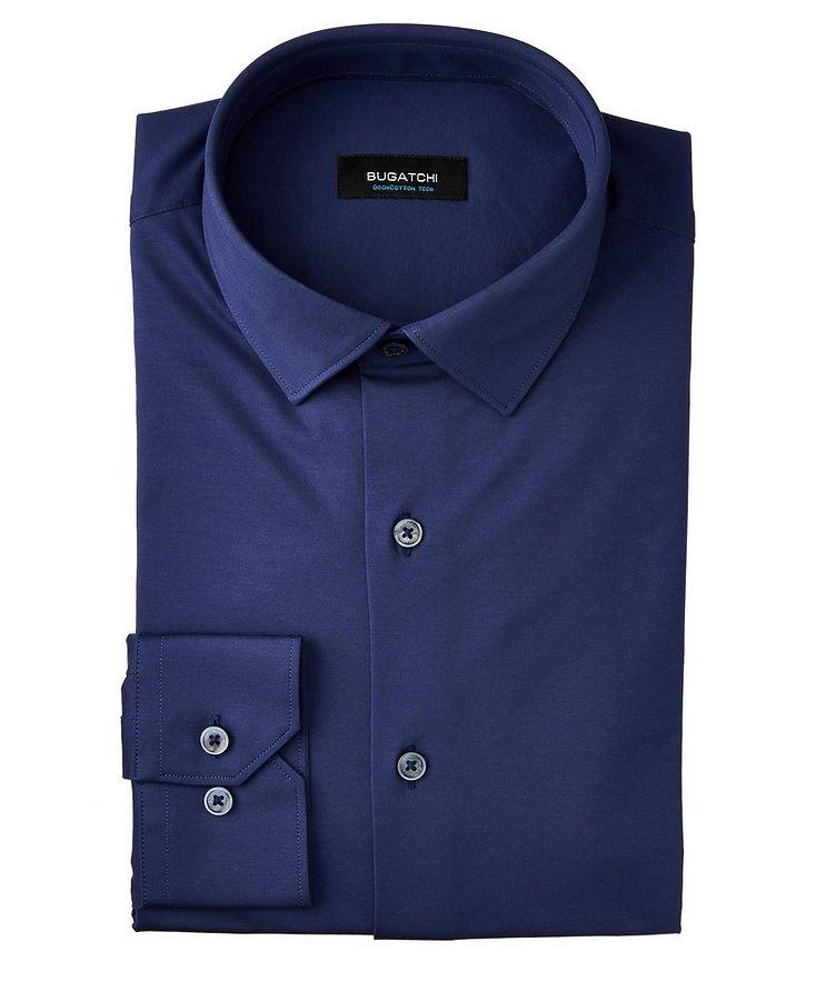 Performance Stretch-Cotton Shirt image 0