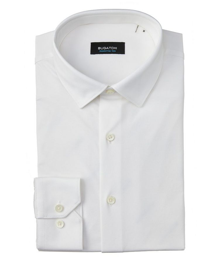 Performance Stretch-Cotton Shirt image 0
