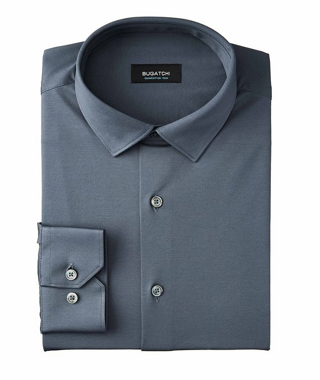 Performance Stretch-Cotton Shirt picture 1