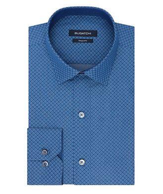 Bugatchi Printed Cotton Shirt