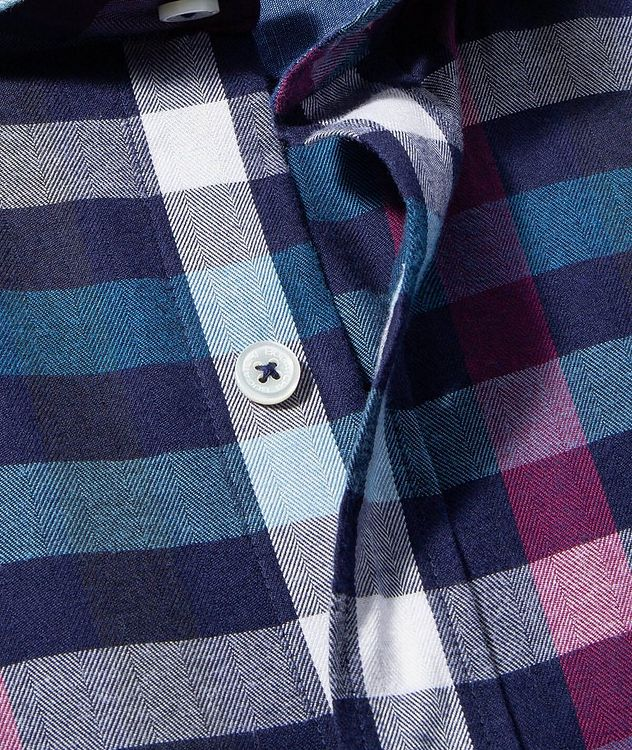 Checkered Cotton Shirt picture 2