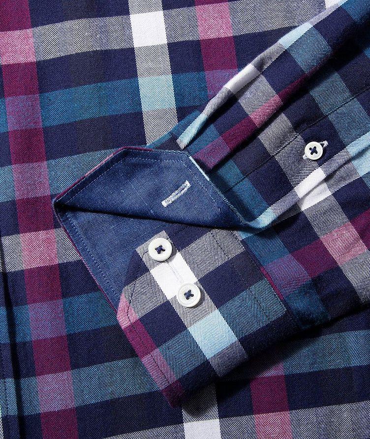Checkered Cotton Shirt image 2