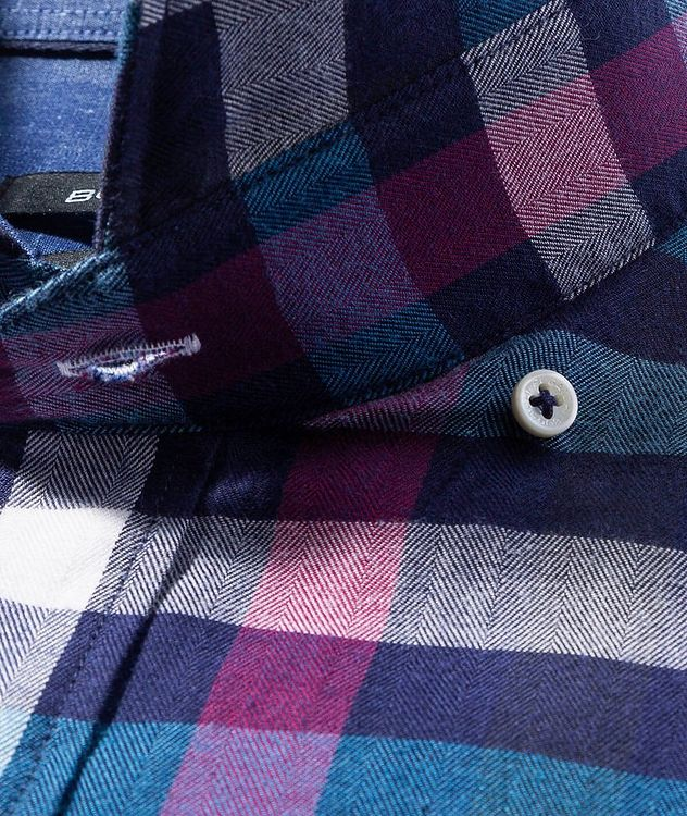 Checkered Cotton Shirt picture 4